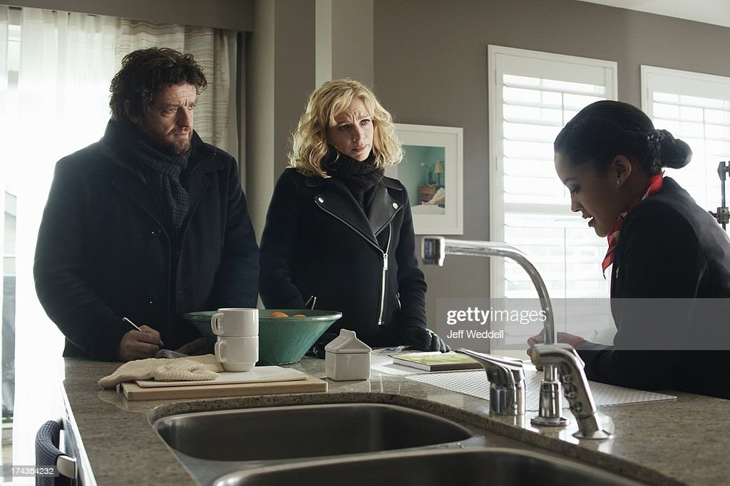 ABC's 'Motive' - Season One : News Photo
