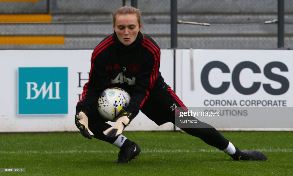 London Bees v Manchester United - Women's Super League Two : News Photo