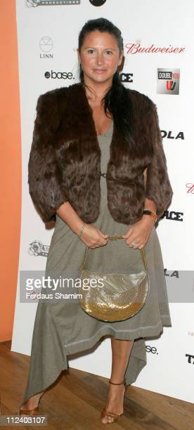 Fran Cutler during HipHop Immortals 2 Private View and Party at Proud Camden Moss in London Great Britain