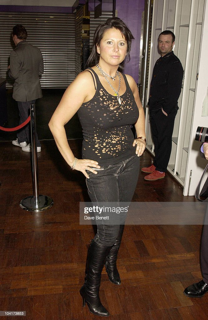 Fran Cutler, Harvey Nichols Mcqueen Party, In The Fifth Floor Restaurant Had A Surprise Guest With Christina Aguilera,