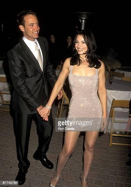 Fran Drescher and husband Peter Marc Jacobson