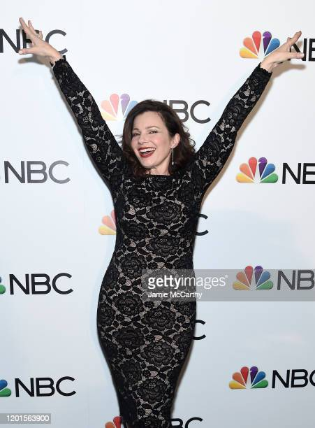 Fran Drescher attends NBC and The Cinema Society host a party For the casts of NBC Midseason 2020 at The Rainbow Room on January 23, 2020 in New York...