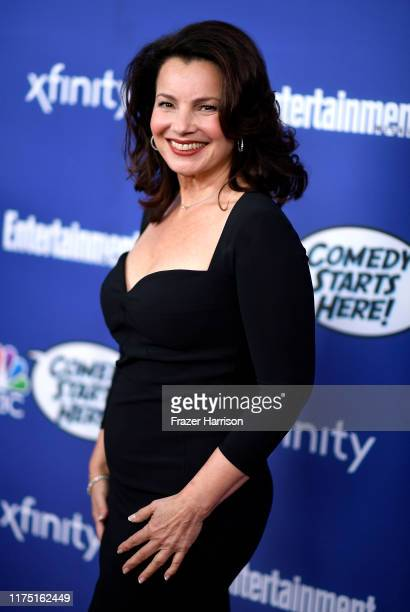 Fran Drescher attends NBC's Comedy Starts Here at NeueHouse Hollywood on September 16, 2019 in Los Angeles, California.