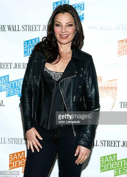 Fran Drescher attends the 2011 BAMcinemaFest opening night at the BAM Rose Cinemas on June 16, 2011 in New York City.