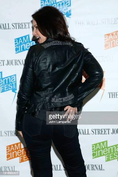 Fran Drescher attends the 2011 BAMcinemaFest opening night at the BAM Rose Cinemas on June 16 2011 in New York City