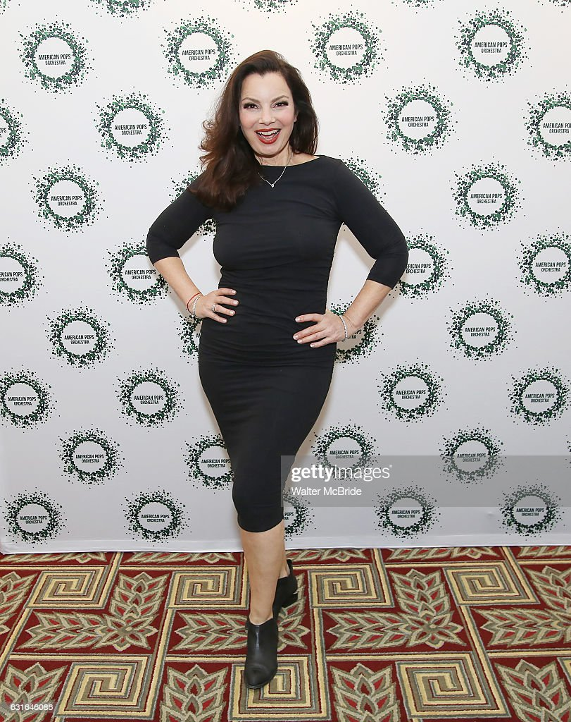 Fran Drescher attends the After Party Reception for The American Pops Orchestra '75 Years of Streisand' at the George Washington University Lisner Auditorium on January 13, 2017 in Washington, D.C.