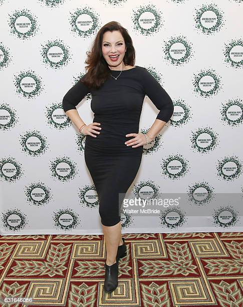 Fran Drescher attends the After Party Reception for The American Pops Orchestra '75 Years of Streisand' at the George Washington University Lisner...