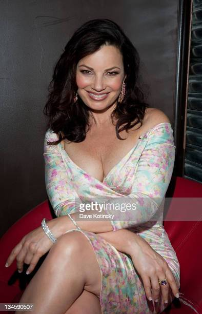 Fran Drescher attends the exclusive screening of TV Land's sitcom Happily Divorced hosted by Fran Drescher at Industry Bar on June 15 2011 in New...