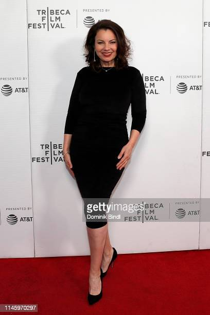 """Fran Drescher attends the """"Safe Spaces"""" screening during 2019 Tribeca Film Festival at Village East Cinema on April 29, 2019 in New York City."""