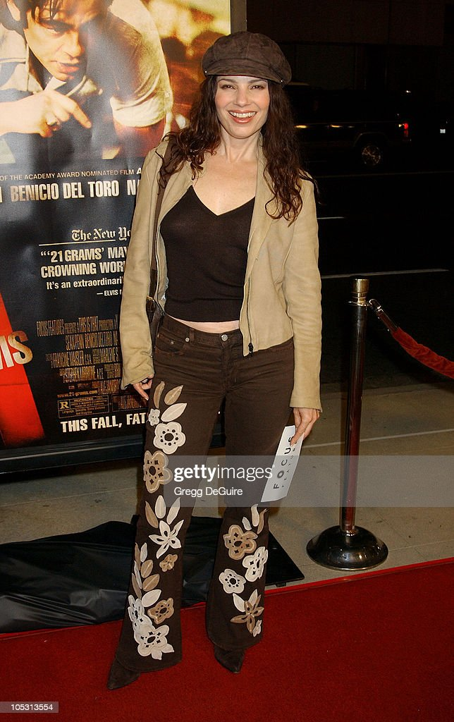 Fran Drescher during '21 Grams' Los Angeles Premiere at Academy Theatre in Beverly Hills, California, United States.