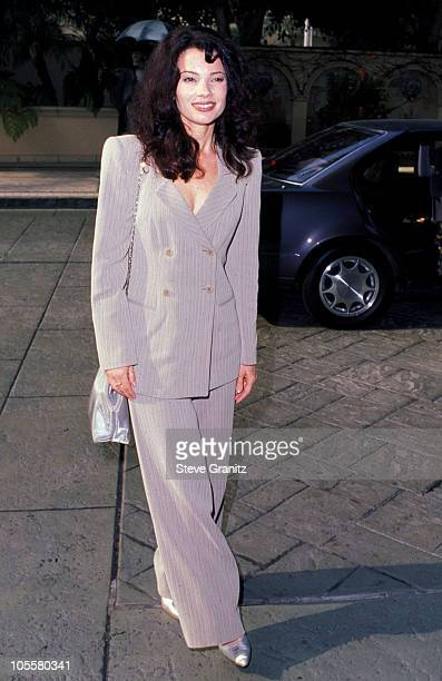 Fran Drescher during 2nd Annual Premiere Magazine's Women in Hollywood Awards at Four Seasons Hotel in Beverly Hills California United States