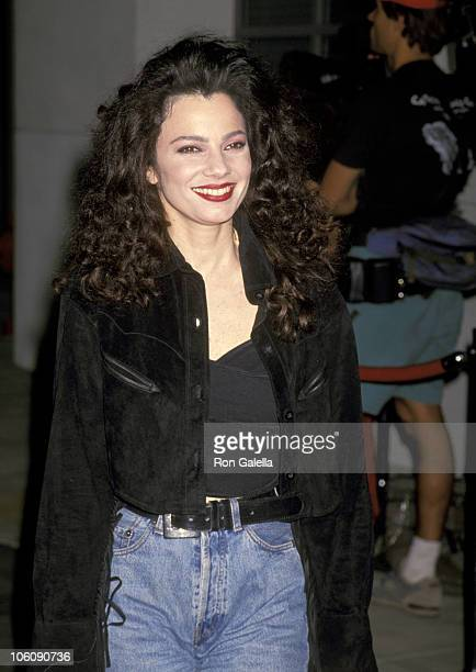 Fran Drescher during 'A Home of Our Own' Benefit at Sony Studios in Culver City California United States