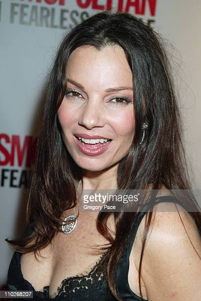 Fran Drescher during Cosmopolitan's 40th Birthday Bash Arrivals and Inside at Skylight Studio in New York City New York United States