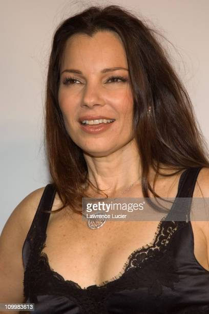 Fran Drescher during Cosmopolitan's 40th Birthday Bash at Skylight Studios in New York City New York United States