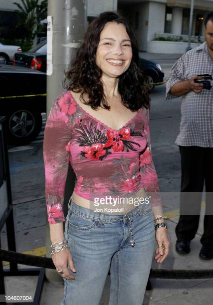 Fran Drescher during Gene Simmons' Tongue Magazine Launch Party at Barfly in West Hollywood California United States