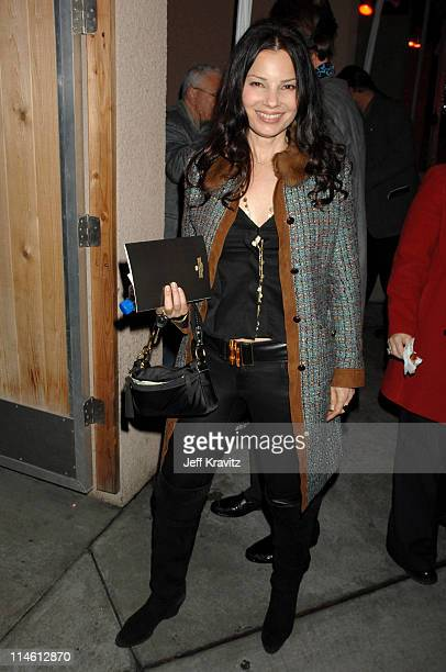 Fran Drescher during Give Love Give Life Concert After Party at Backstage at Gibson Amphitheatre in Universal City California United States