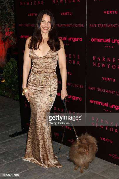 Fran Drescher Esther during Fashion For A Cause Emanuel Ungaro Fashion Show To Benefit Rape Treatment Center at Private Home of Heather Thomas in...