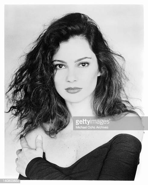 Fran Drescher in a publicity portrait from the television series 'The Nanny' 1993