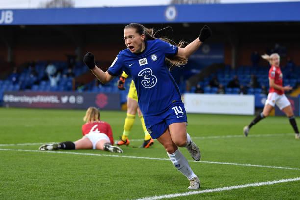 GBR: Chelsea Women v Manchester United Women - Barclays FA Women's Super League