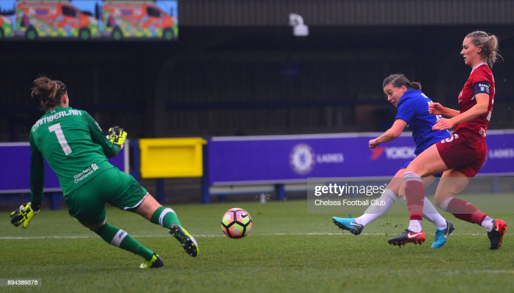 Chelsea Ladies v Liverpool Ladies FC Women: WSL