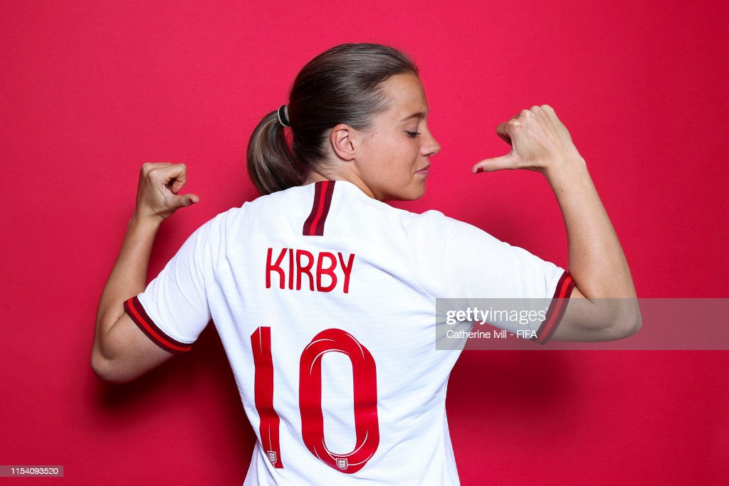 England Portraits - FIFA Women's World Cup France 2019 : News Photo