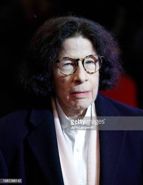 Fran Lebowitz attends To Kill A Mockingbird Broadway Opening Night at Shubert Theatre on December 13 2018 in New York City