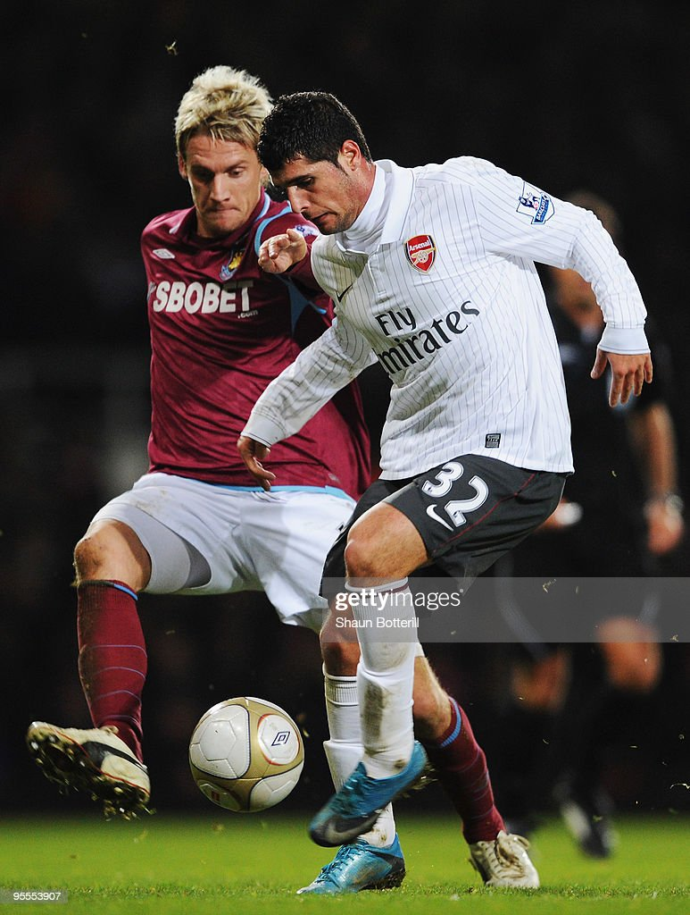 West Ham United v Arsenal - FA Cup 3rd Round