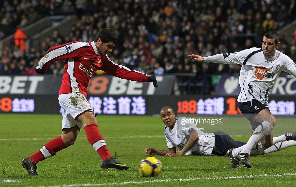 Bolton Wanderers v Arsenal - Premier League