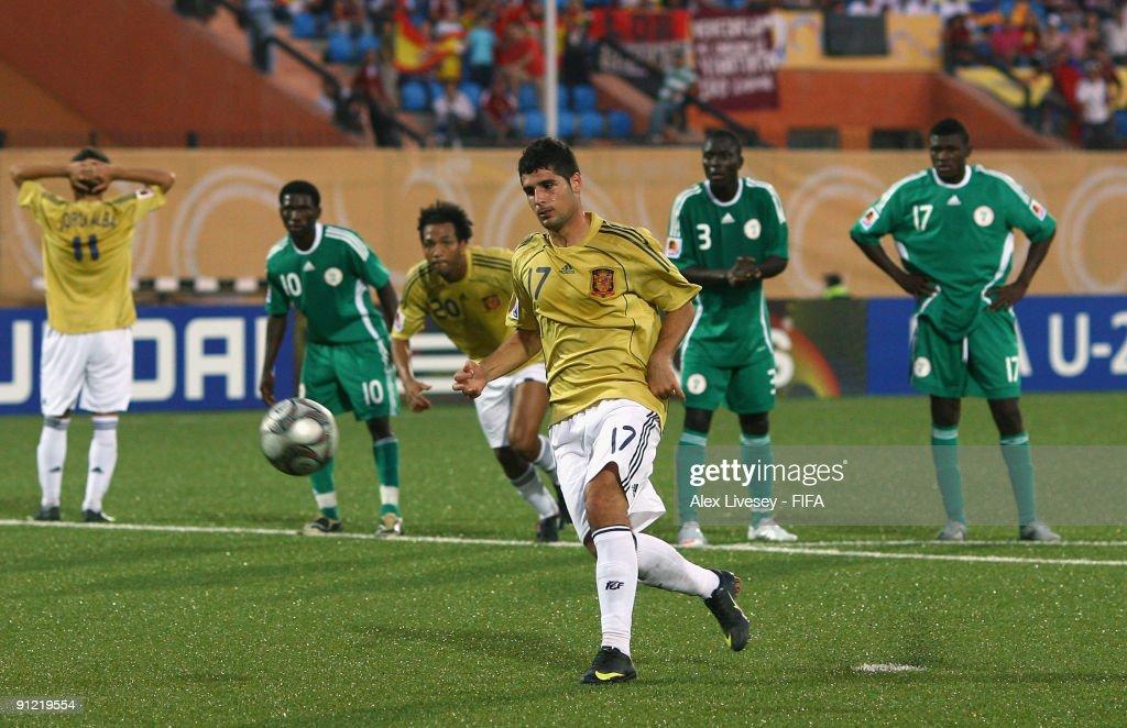 Nigeria v Spain: Group B - FIFA U20 World Cup