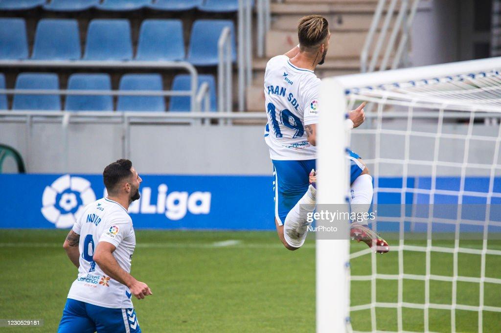 CD Tenerife v Cartagena FC - La Liga : News Photo