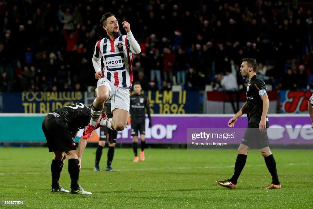 Willem II v PEC Zwolle - Eredivisie