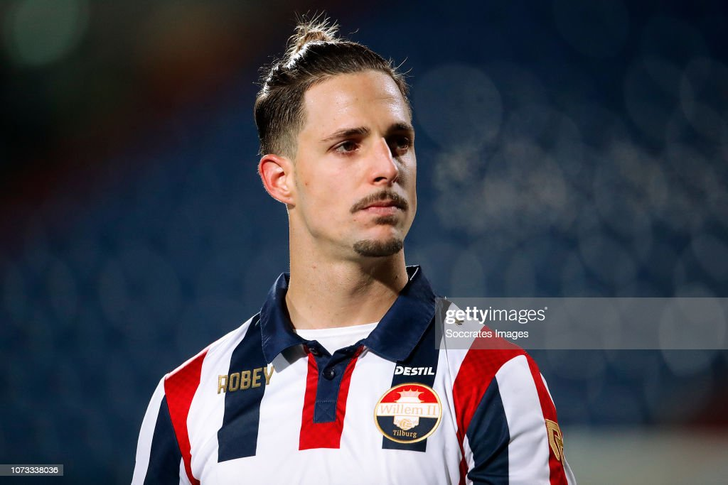 Willem II v ADO Den Haag - Dutch Eredivisie : News Photo