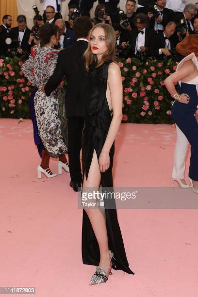 Fran Summers attends the 2019 Met Gala celebrating Camp Notes on Fashion at The Metropolitan Museum of Art on May 6 2019 in New York City