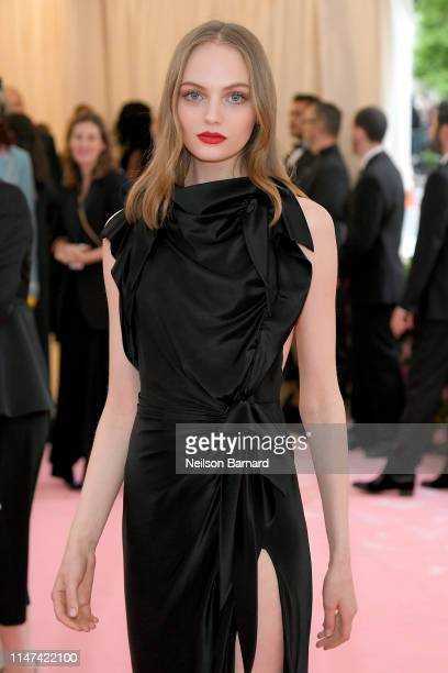 Fran Summers attends The 2019 Met Gala Celebrating Camp Notes on Fashion at Metropolitan Museum of Art on May 06 2019 in New York City