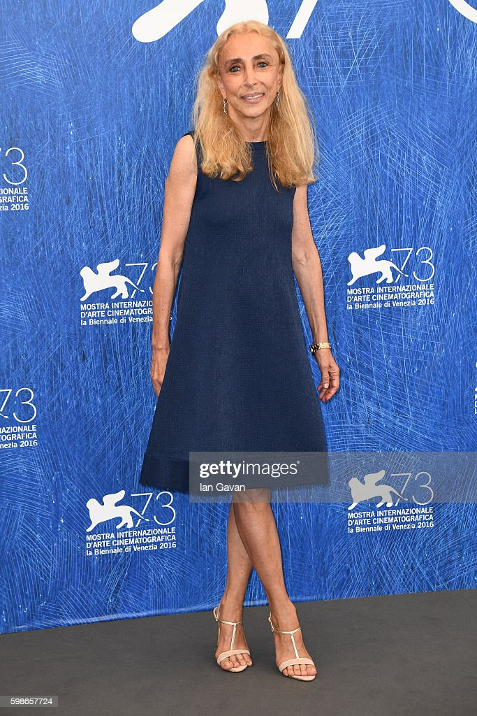 'Franca: Chaos And Creation' Photocall - 73rd Venice Film Festival
