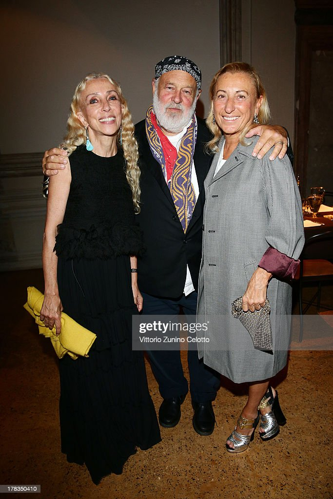 Miuccia Prada Hosts Miu Miu Women's Tales Dinner
