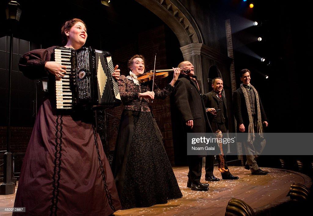 """A Christmas Carol"" Opening Night : News Photo"