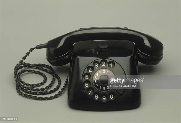 France 1930s' telephone