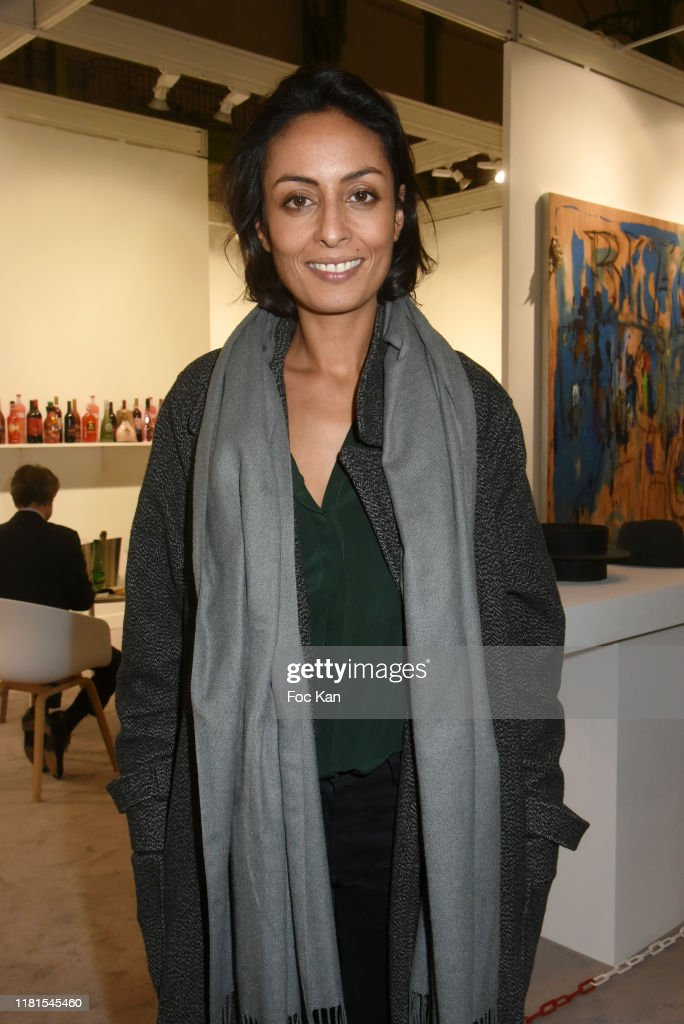 France 2 Tv Presenter Leila Kaddour Attends The Fiac 2019 News Photo Getty Images