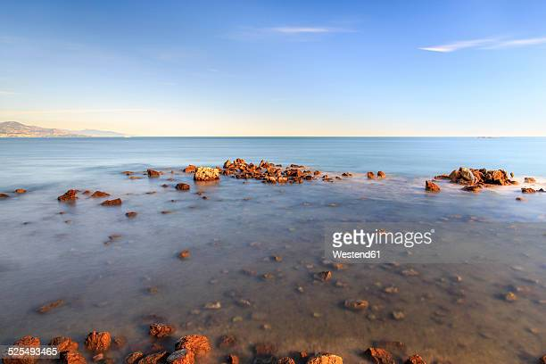 France, Alpes-Maritimes, coast at Antibes