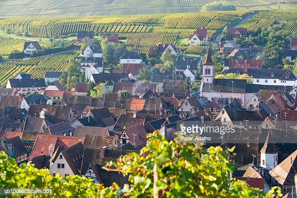 France, Alsace, Riquewher