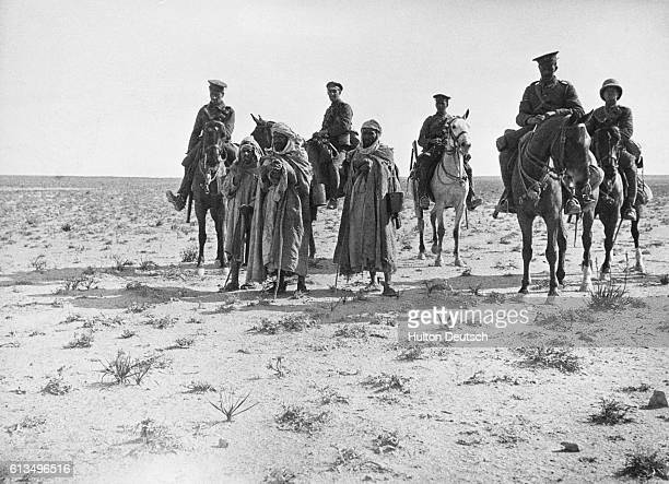 France and Britain divided the Middle East into separate spheres of influence in March 1916 Britain gained control of Mesopotamia and Palestine and...