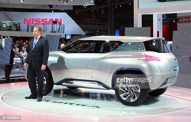 Nissan Terra Stock Photos And Pictures Getty Images