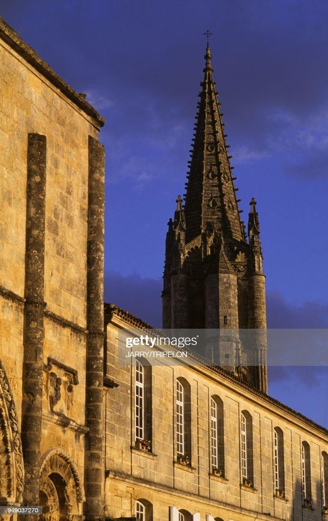 France, Aquitaine, Gironde 33, Bordeaux wine, Saint ...