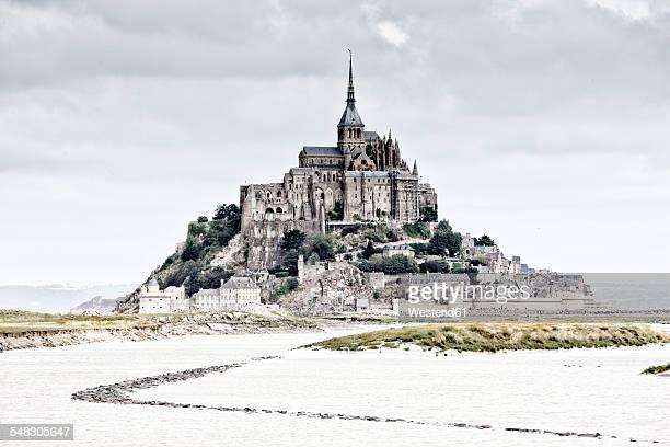 France, Basse-Normandie, Mont Saint-Michel