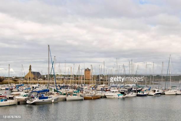 France, Bretagne, Camaret sur Mer, Port.
