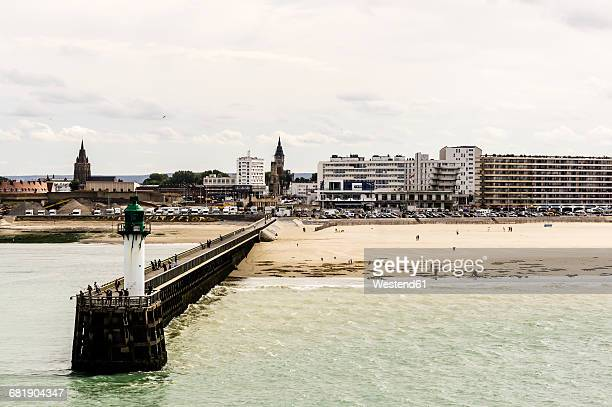 France, Calais, harbour city
