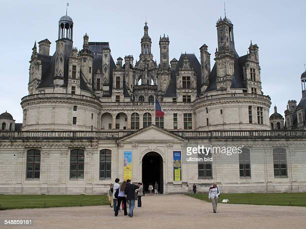 France Centre - Department Loir-et-Cher, Chambord - Castle 'Chambord'