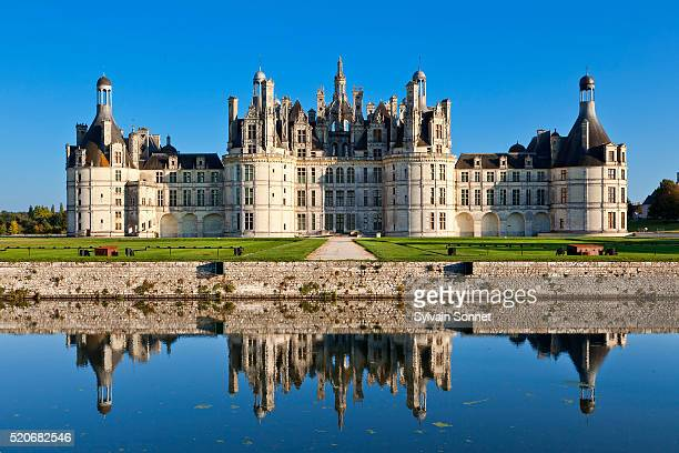 France, Chateau de Chambord