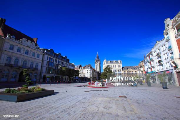 france. douai. - オードフランス地域圏 ストックフォトと画像
